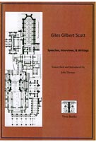 Giles Gilbert Scott - Speeches, Interviews, &  Writings